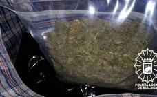 La Policía Local se incauta de 123 kilos de marihuana en dos trasteros de Puerto de la Torre