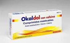FACUA avisa de la retirada de un lote del medicamento Okaldol