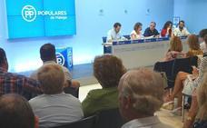 El PP de Málaga 'sorayea'