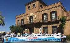 Sindicatos, pacientes y colectivos profesionales animan a manifestarse en defensa de la sanidad pública de Málaga