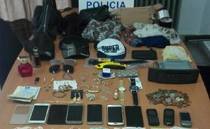 Detenidos por el asalto a un anciano que acababa de sacar dinero de un banco en Antequera