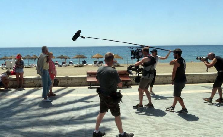Marbella se convierte para la serie de moda en Reino Unido