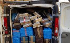 La Guardia Civil detiene a una decena de personas en una operación contra el narcotráfico