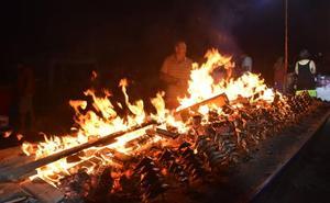 Marbella autoriza cuatro puntos para hacer fuego en la Noche de San Juan
