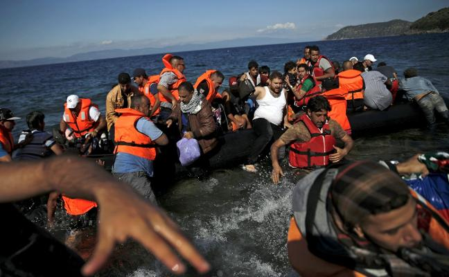La UE se blinda con campos de migrantes