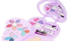 Retiran del mercado un estuche de maquillaje infantil con amianto