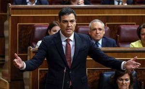 Compromís a Sánchez: «No le votamos para hacer lo mismo que el PP»