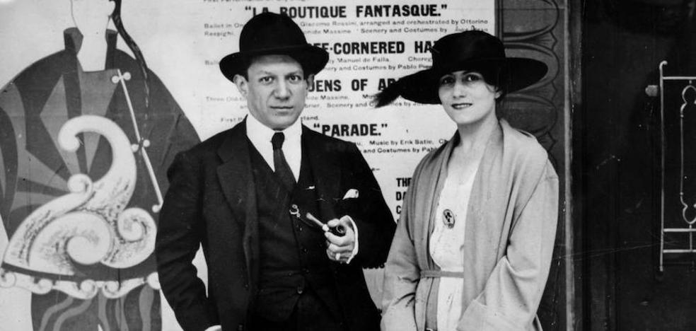 Pablo y Olga, un siglo de amor y guerra