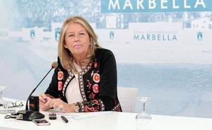 Ángeles Muñoz respalda a Sáenz de Santamaría