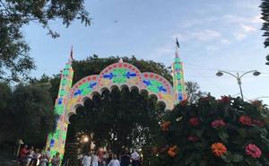 Alhaurín de la Torre celebra sus días de color