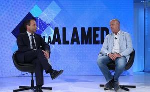 Javier Imbroda reconoce contactos con Albert Rivera para saltar a la política de la mano de C's