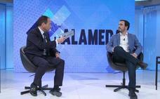 Directo | Alberto Garzón y Javier Imbroda, hoy en 'La Alameda'