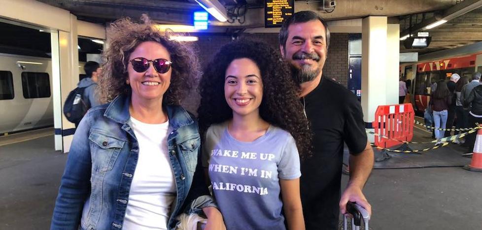 Marta Hernández, la alumna con mejor nota de la Selectividad en Málaga