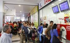 Málaga duplica la caída de espectadores del cine en España