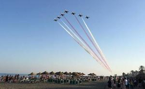 Más de 40 aeronaves de cinco países participarán en el III Festival Aéreo Internacional 'Air Show Torre del Mar'