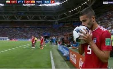 Irán y la voltereta más ridícula de los Mundiales