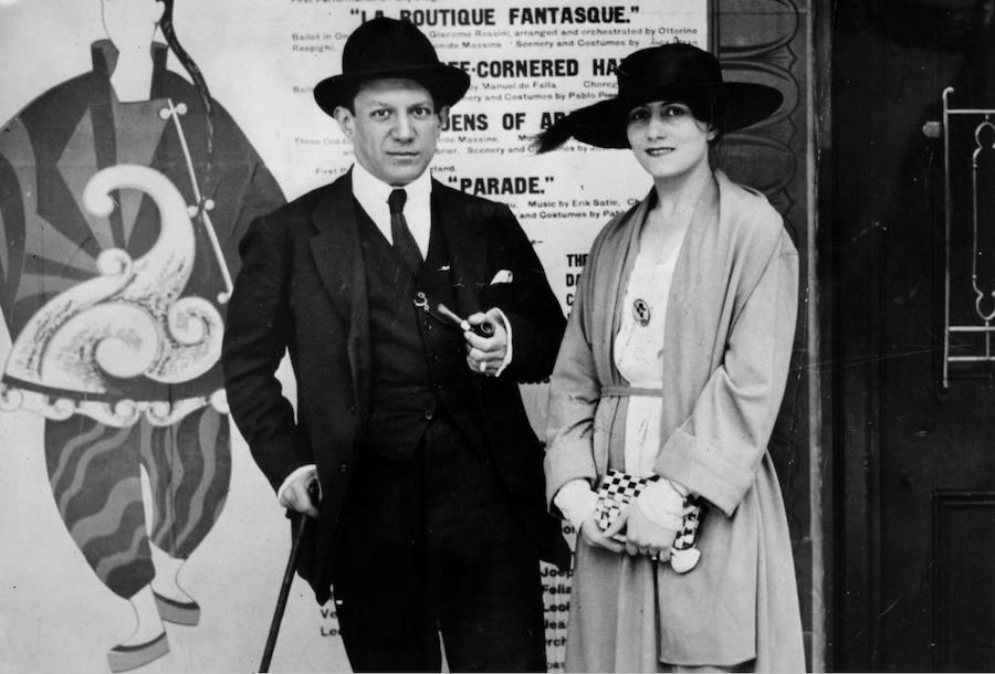 La Casa Natal repasa la tormentosa relación entre Picasso y Khokhlova