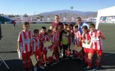 La Unidad se alza con el Torneo de Fútbol Base de la Axarquía en su jornada benjamín