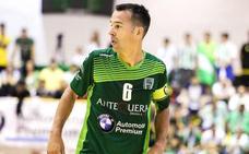 Crispi seguirá otro año en el UMA Antequera y jugará en Primera con 39 años