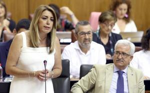 Díaz afirma que será tan exigente con Sánchez como con Rajoy y reclamará la financiación