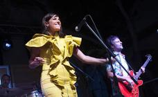 Dry Martina, en concierto en La Térmica