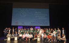 Gala del Baloncesto Provincial Málaga 2018: Los premios de la familia de la canasta
