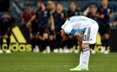 El audio de Simeone tras la derrota de Argentina: «Entre Messi y Ronaldo, ¿a quién elegirías?»