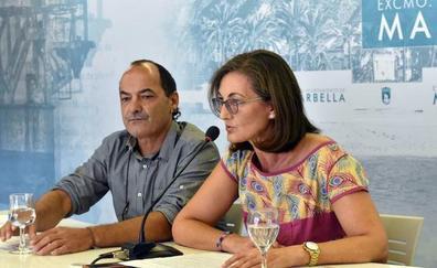 La candidata errejonista gana la secretaría general de Podemos en Marbella