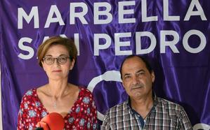 La candidata errejonista gana por estrecho margen la secretaría general de Podemos en Marbella