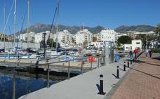 El dragado del Puerto de La Bajadilla tendrá que esperar hasta final de año
