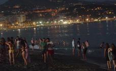 Celebración de la Noche de San Juan 2018 en Málaga y provincia