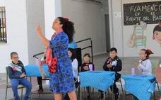 El flamenco, la mejor lección escolar