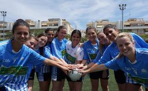 El fútbol gaélico se asienta en Málaga