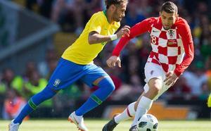 Kovacic quiere emigrar para ganarse a Croacia