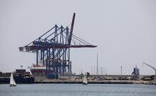 Las nuevas grúas de contenedores ya están en el puerto