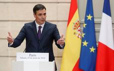 Sánchez aprecia en Torra «voluntad» de normalizar las relaciones