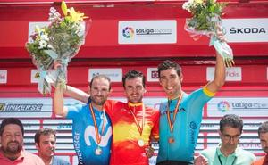 Gorka Izagirre, campeón de España en ruta