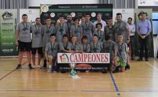 El EBG Málaga, campeón de Andalucía minibásket