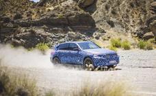 Mercedes ultima el desarrollo del EQC