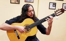 La Bienal Flamenca de la ONCE distingue al malagueño El Kuko