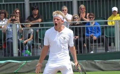 Victoria para Davidovich y derrota de Menéndez en la previa de Wimbledon