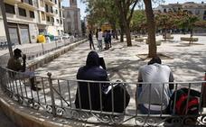 La llegada masiva de pateras desborda los servicios de atención a inmigrantes en Málaga