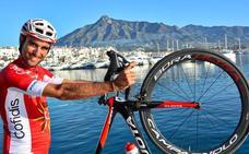Maté no correrá el Tour para preparar La Vuelta que comenzará en Málaga