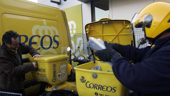 Correos convoca 2.295 plazas de personal laboral fijo en España