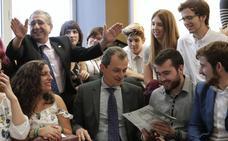 Pedro Duque: «Voy a intentar un lanzamiento de la ciencia que no tenga marcha atrás»