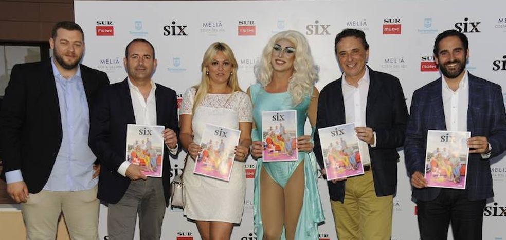 SUR reivindica la diversidad sexual con SIX, su revista sobre el colectivo LGTBI