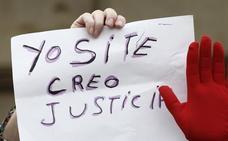 Carta íntegra de la víctima de La Manada: «Nadie tiene que lamentarse de beber, de hablar con gente en una fiesta, de llevar minifalda»