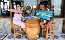 Los chiringuitos de la Costa del Sol se reivindican en la primera edición de su día grande