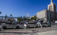 Los taxis de Málaga podrán trabajar todos los fines de semana por la noche