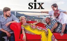 SUR lanza SIX, la revista para la comunidad LGTBI